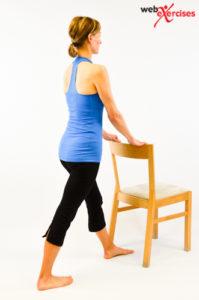 Standing Calf Stretch1