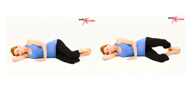 Exercise –  Clam Shell