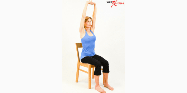 Exercise – Overhead Reach with Side Bend