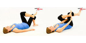 Blog - Piriformis Figure 4 Stretch