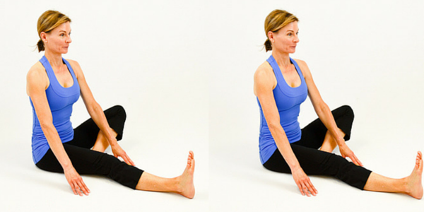 Exercise – Seated Hamstring Stretch