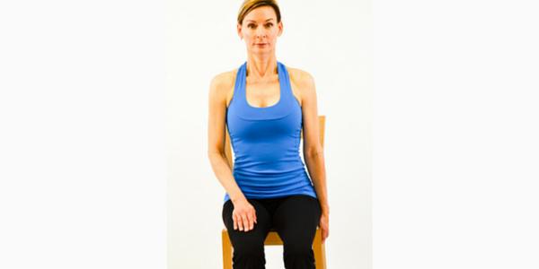 Exercise – Side Bend with Shoulder Depression