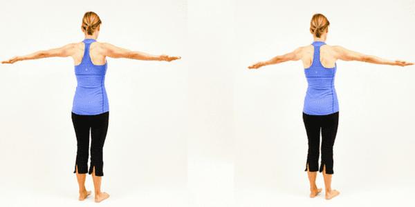 Exercise – Standing Blackburn T