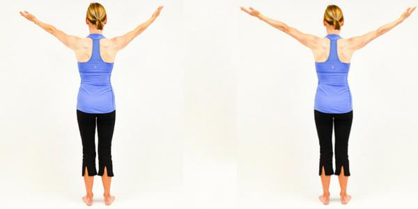 Exercise – Standing Blackburn Y