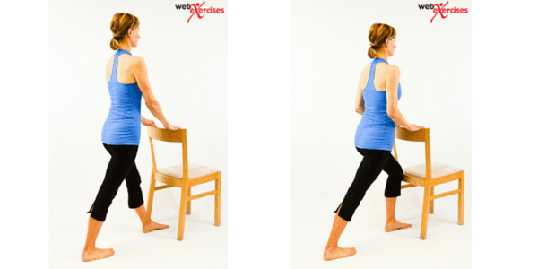 Blog - Standing Calf Stretch