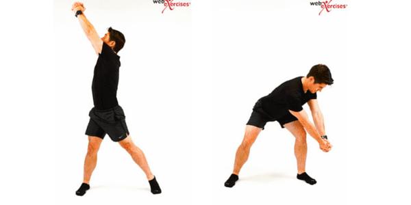 Exercise – Diagonal Chop