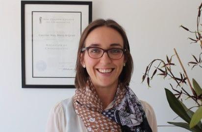 Dr Caroline de Groot